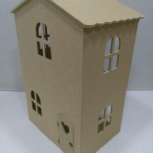 Casa para muñecas 52x40x84cm
